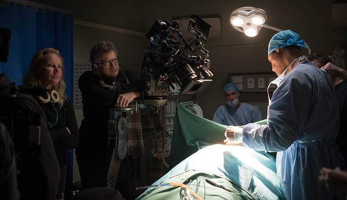 Behind the Scenes Tori Garrett | John Stokes | Doctor Doctor