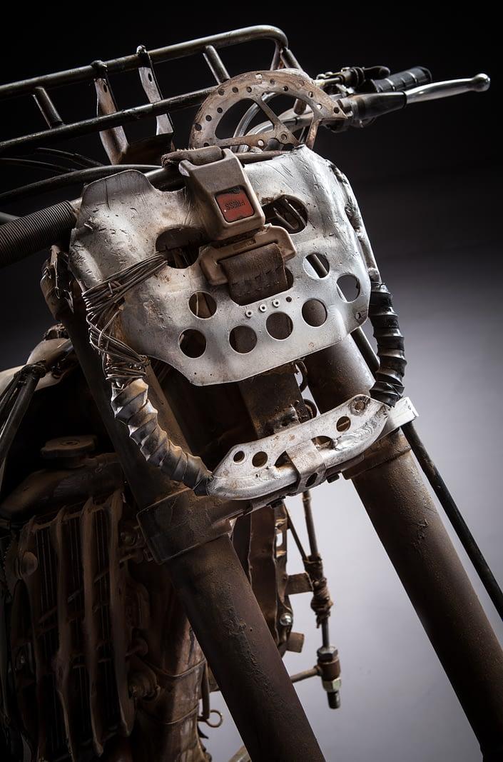 Mad Max Fury Road | Rockrider 10 Detail