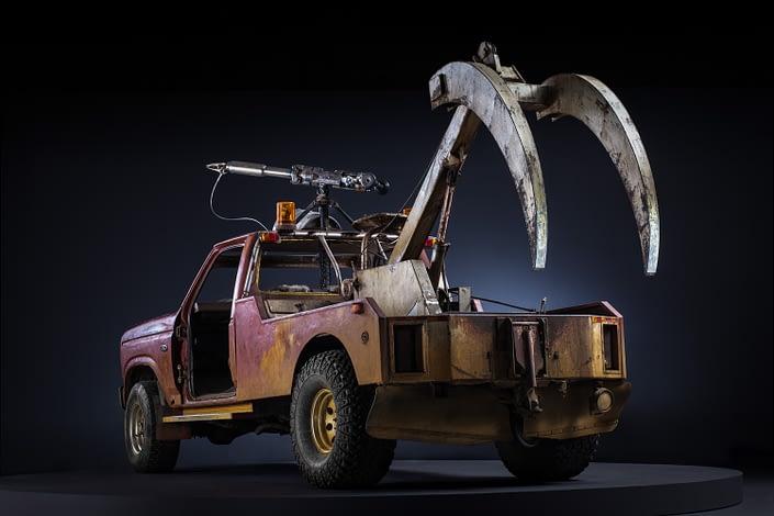 Mad Max Fury Road | Clawcar 4