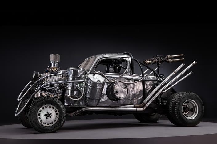 Mad Max Fury Road | Fire Car 3
