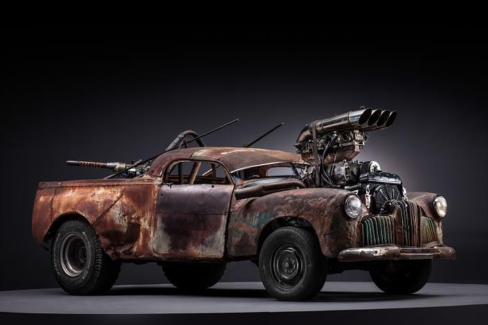 Mad Max Fury Road | Caltrop 3