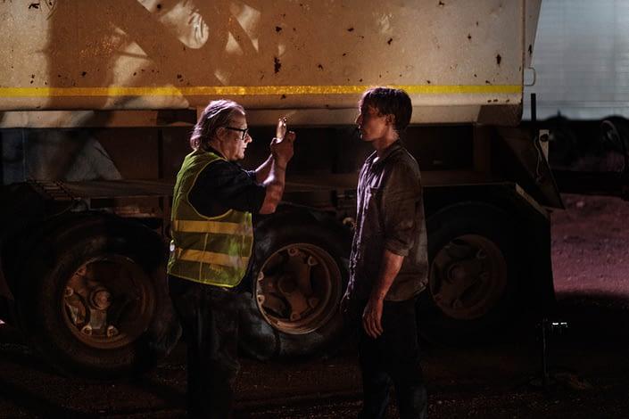 Behind the Scenes Kriv Stenders | Sean Keenen | Wake in Fright
