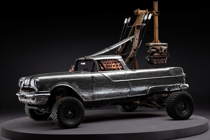 Mad Max Fury Road | Polecar 6