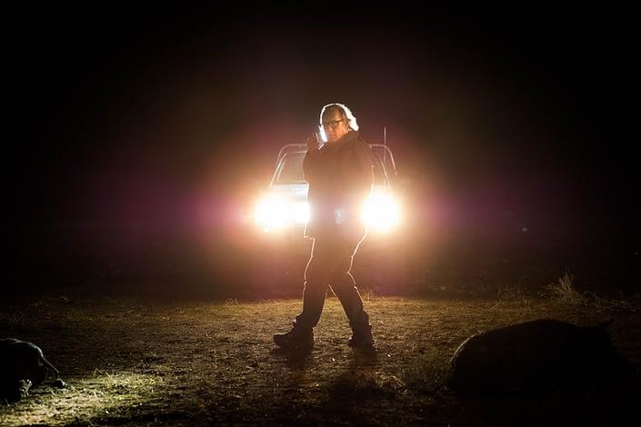 Behind the Scenes Kriv Stenders   Wake in Fright