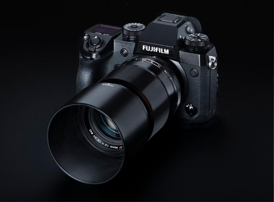 Fujifilm XF 90mm f2 LM WR and Fujifilm X-H1