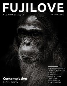 Fujilove Magazine Dec 2017 Cover