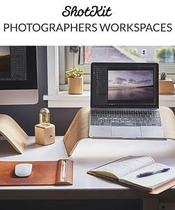 Shotkit Photographers Workspaces