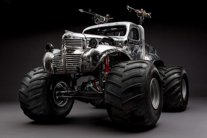 Mad Max Fury Road | Big Foot