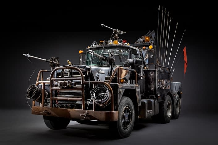 Mad Max Fury Road | Tow Truck 1