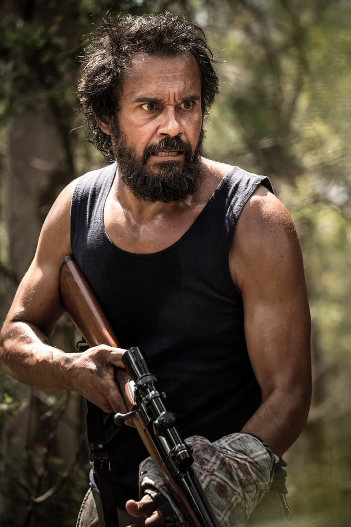 Aaron Pedersen | Killing Ground