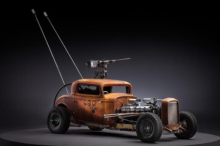 Mad Max Fury Road | Convoy Car 1 | Elvis