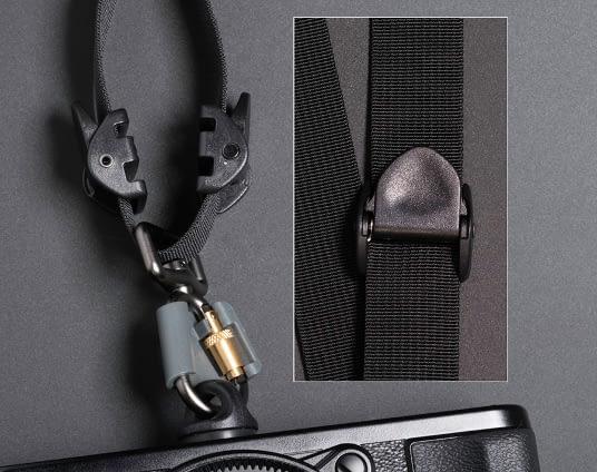 Black Rapid Camera Locks