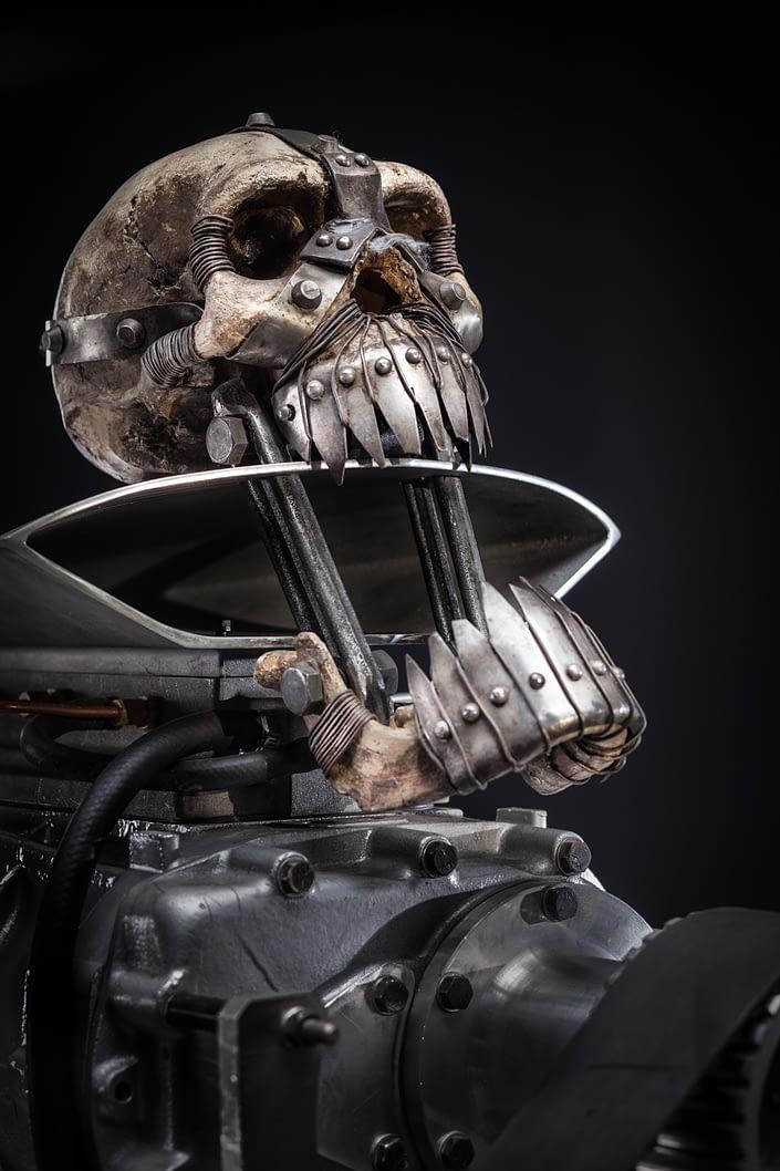 Mad Max Fury Road | Caltrop 6 Detail