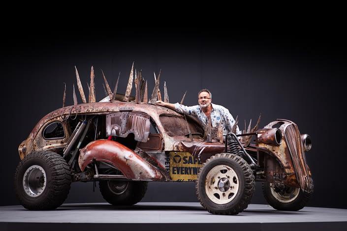 Mad Max Fury Road   Buzzard 2