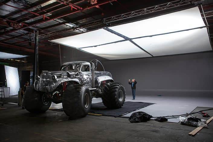 Geoff Naylor | Picture Vehicle Supervisor | Mad Max Fury Road