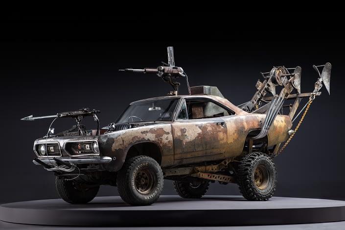 Mad Max Fury Road | Clawcar 2