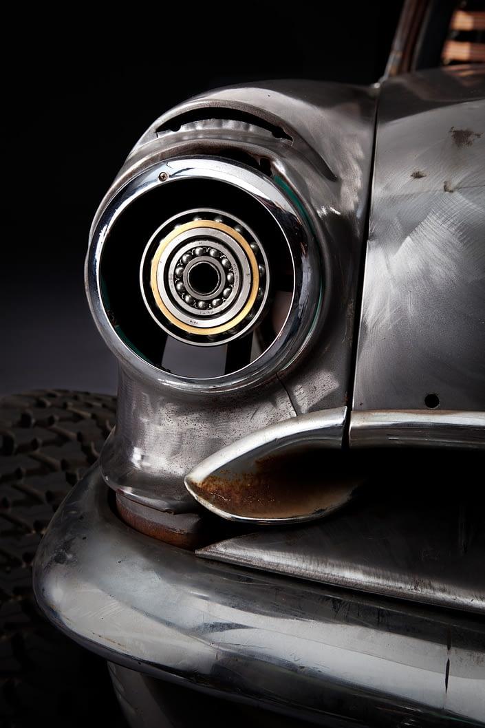 Mad Max Fury Road | Polecar 6 Detail