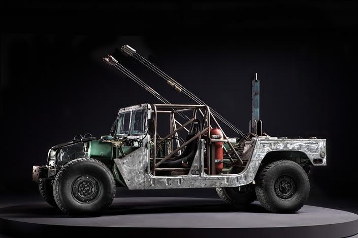Mad Max Fury Road | Polecar 4