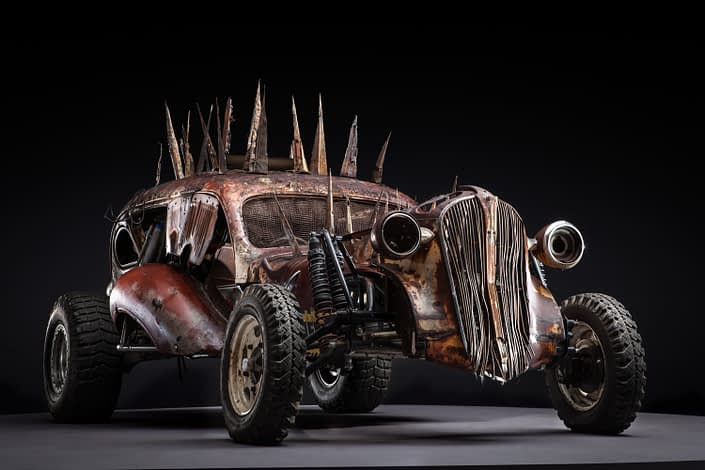 Mad Max Fury Road | Buzzard 2