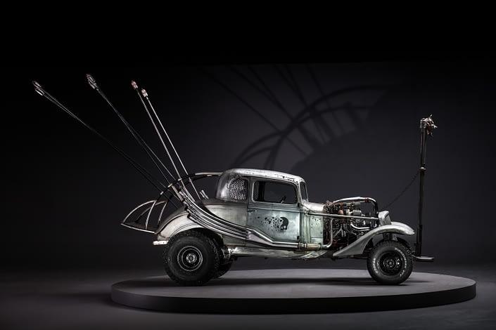 Mad Max Fury Road | Nux Car