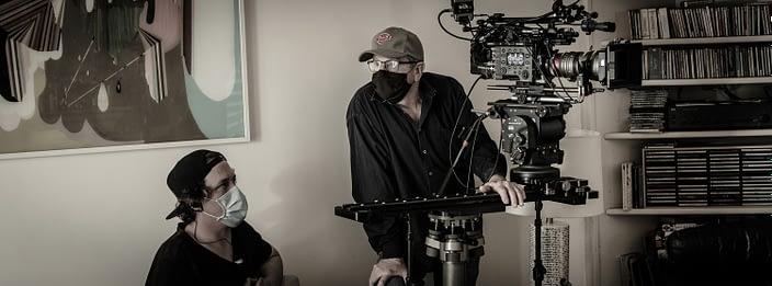 Richard Bradshaw | Camera Operator