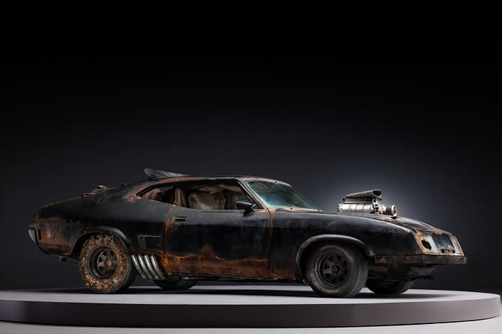 Interceptor | Mad Max Fury Road Vehicle Shoot
