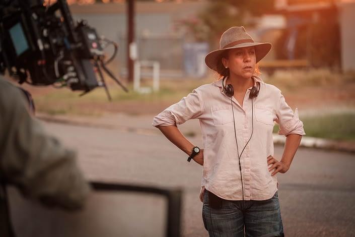 Behind the Scenes John Platt Production Still Photographer   Rachel Perkins   Mystery Road