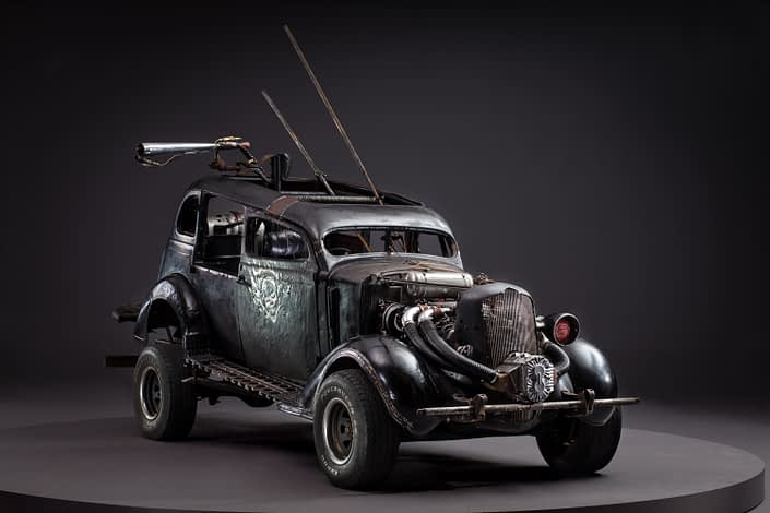 Mad Max Fury Road | Fire Car 1