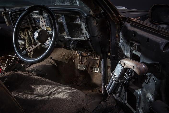 Mad Max Fury Road | Interceptor Detail