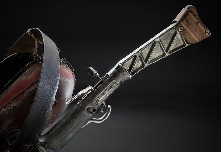 Mad Max Fury Road | Rockrider 3 Detail